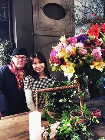 GEORGES FRANCOIS-Fleuriste PARIS Montparnasse