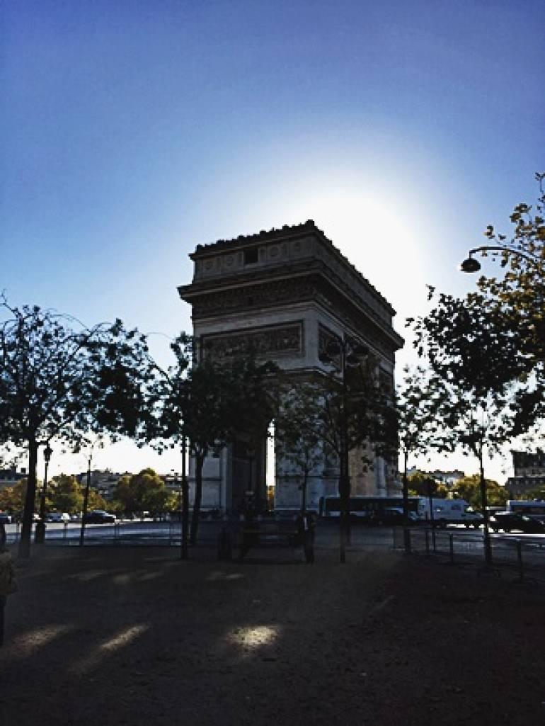 パリお散歩2日目