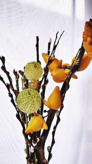長持ち秋色アレンジ