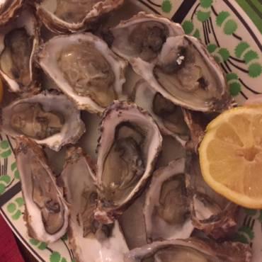 絶品★Mont Sant -Michel (モンサン ミッシェル)の牡蠣