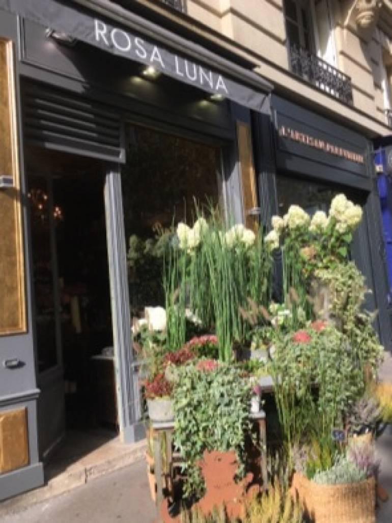 パリお花屋さん散策2