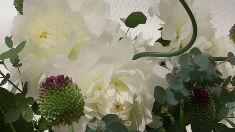 ホワイトディ 花束ご依頼ありがとうございました。